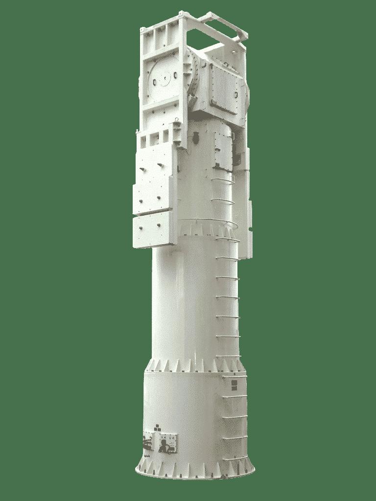 AL-4049-1D EL_AZ Antenna Positioner